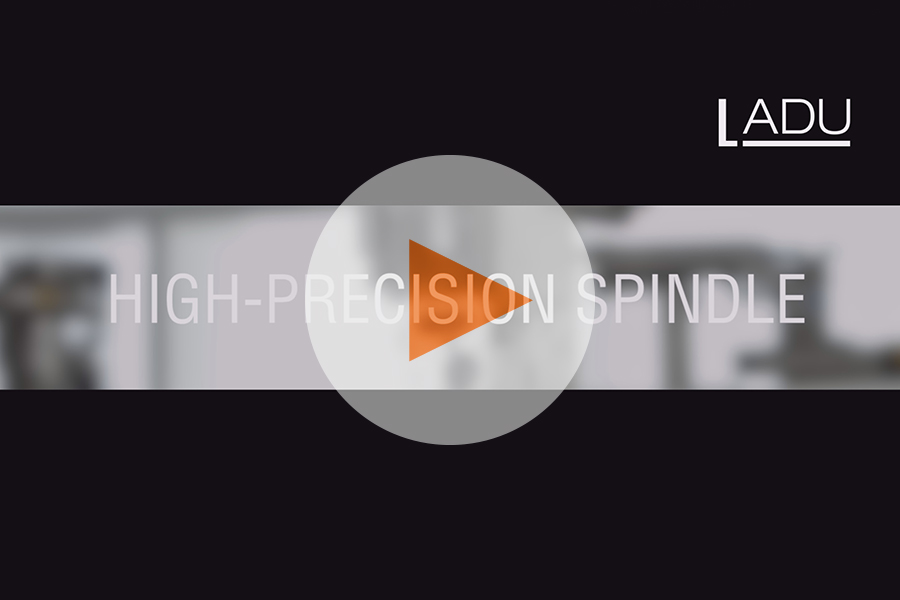 10 Mediathek Video High Precision Spindle